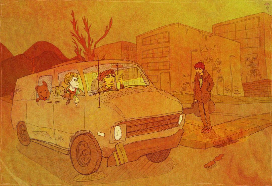 Van by wick-y