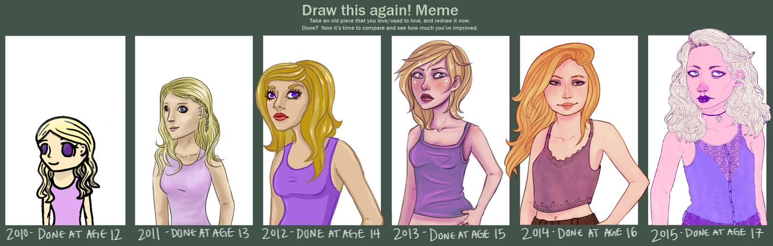 Draw This Again Again Again Again Again by wick-y