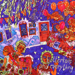 Butterknife and Everything album artwork by wick-y