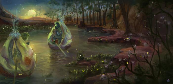 Mystic Riverside [Project Aurora]