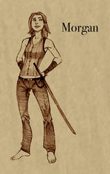 Morgan character commision