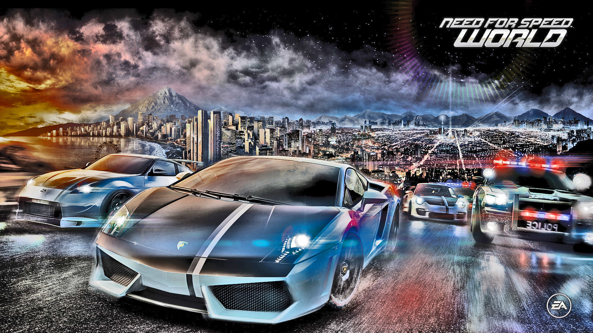 NFS World by ponygsi on DeviantArt