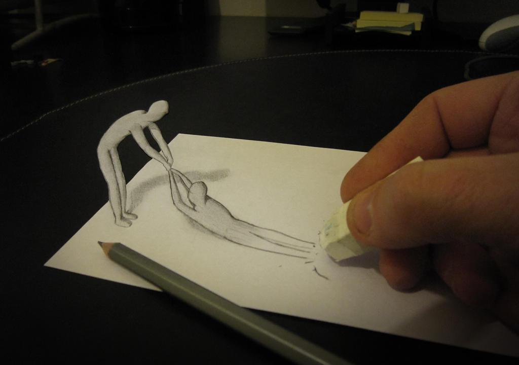 Как сделать чтобы мои рисунки оживали