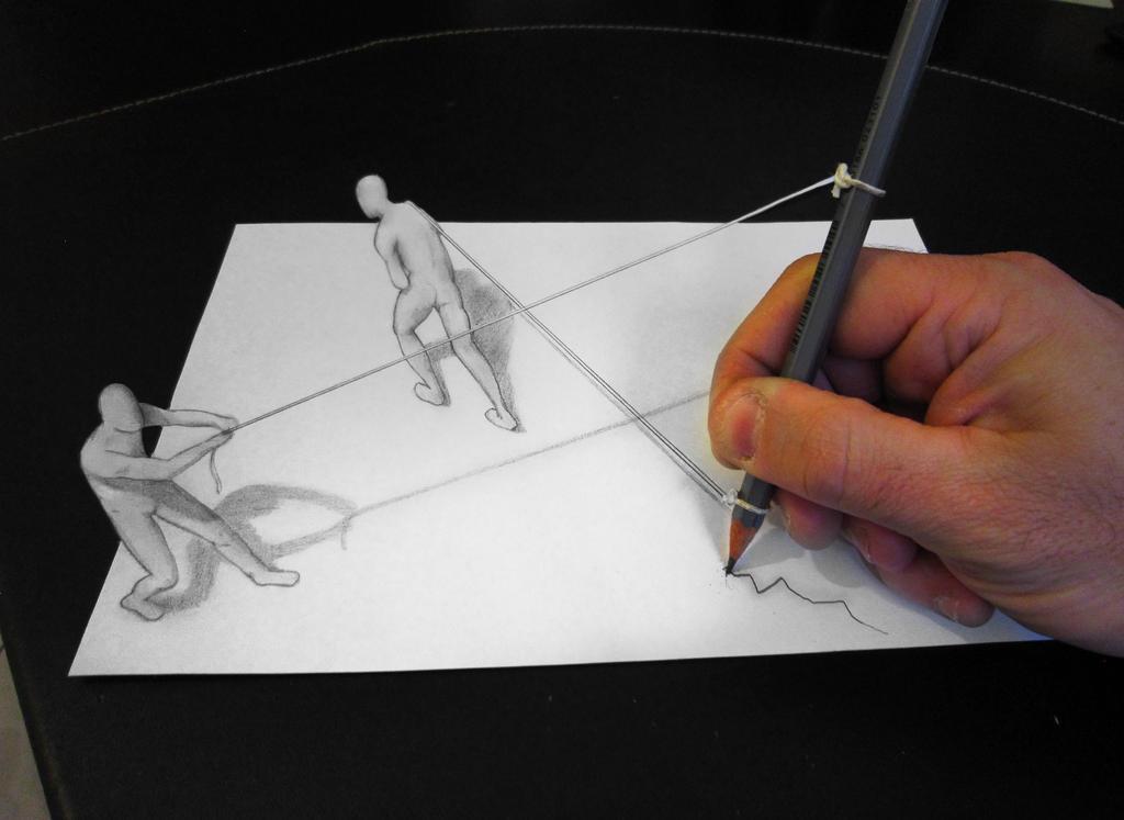 Как сделать 2 д картинки