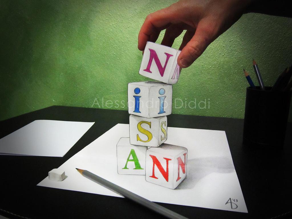 NISAN by AlessandroDD
