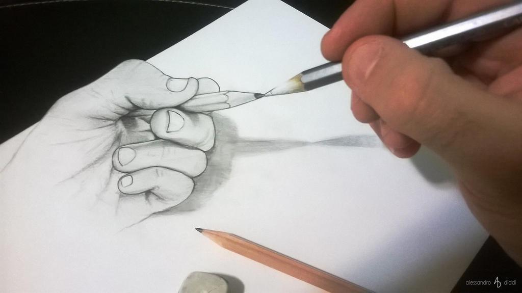 Who Draws? by AlessandroDIDDI