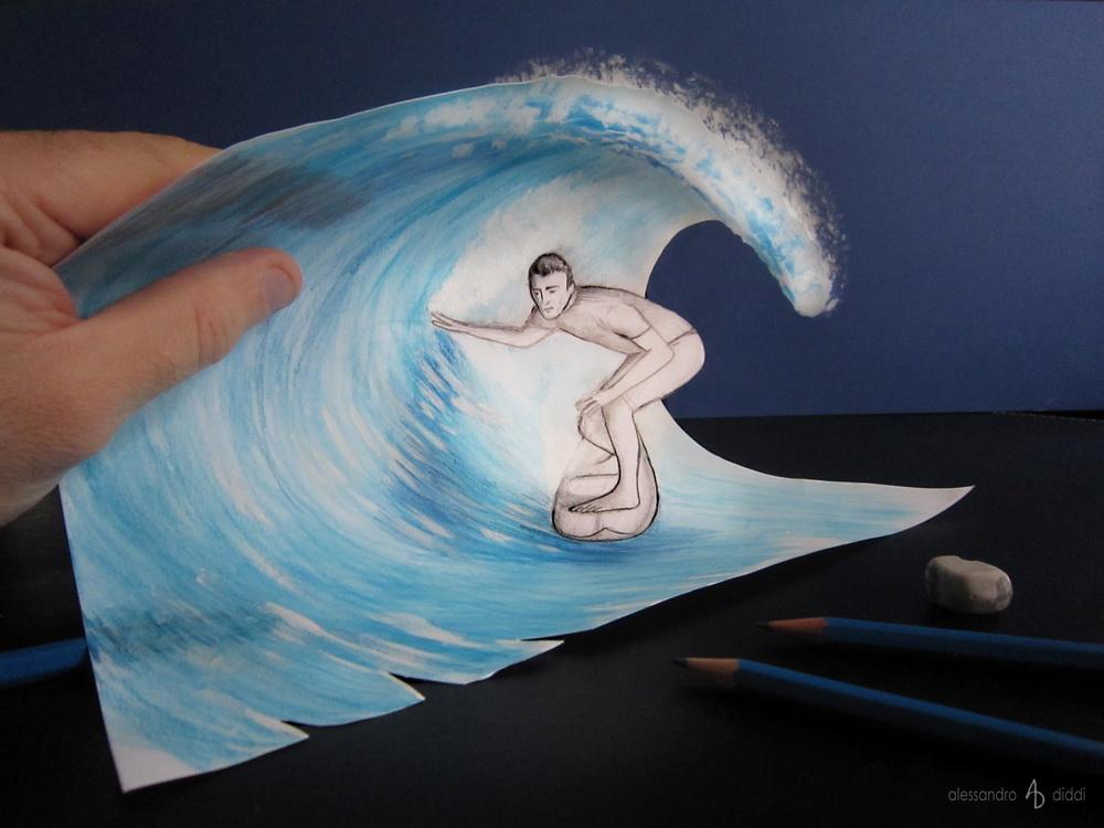 Wave by AlessandroDIDDI