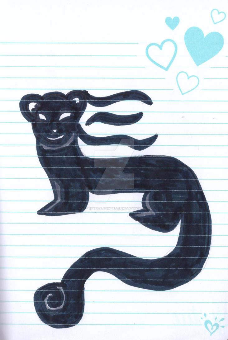 Shadow Ferret: My First DnD Homebrew by NightFury-Studios