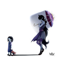 Marceline Down Memory Road by Chrono-King