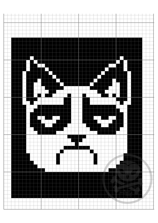 Browse knitting patterns resources stock images deviantart fluffyducky plushie 19 8 grumpy cat knitting pattern by mirella gabriele bankloansurffo Choice Image