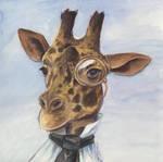 Sir Giraffe