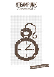 Steampunk pocketwatch 2 by Mirella-Gabriele