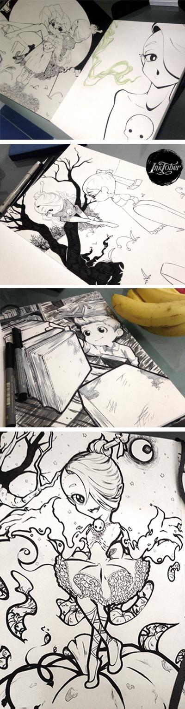 Ink1 by Joyfool