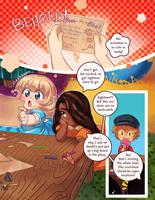 GG: Halloween 1/7 by Joyfool