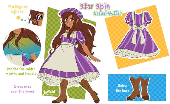 Star Spin Casual