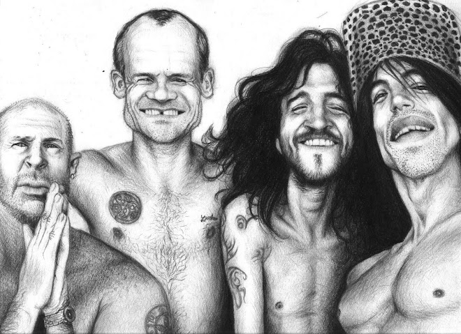 Chili Peppers by Patomiro
