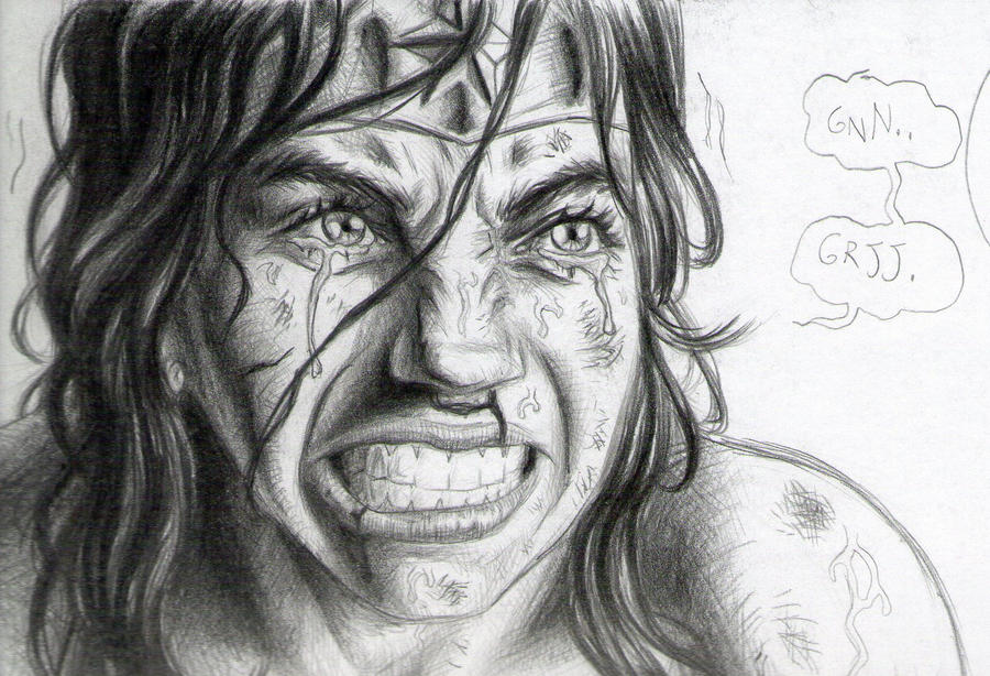 wonder woman crying for rage 2 of 2 by patomiro on deviantart
