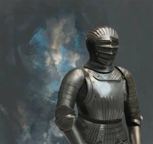 Maximilian's armor study