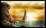 Medieval Coast-Guardian Reef by VonBrrr