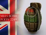 British Mills Bomb - Grenade