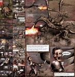 Mythological Themed Comic