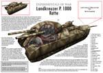 P. 1000 Ratte Tank Cutaway