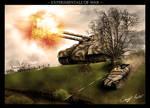 WW2 Super Tank