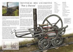 Trevithick's 1804 Locomotive