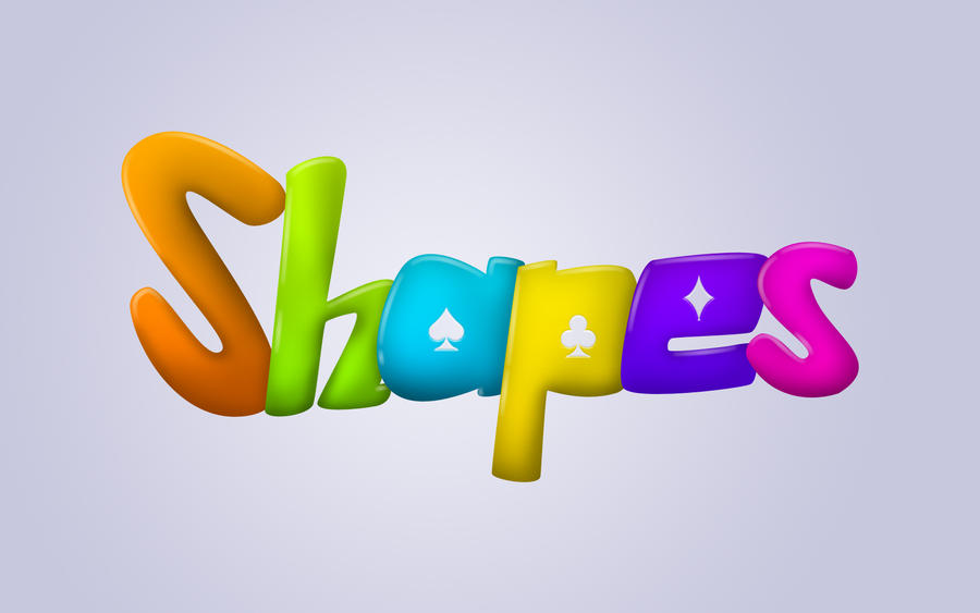 Shapes HD Wallpaper - Shapes High Definition Wallpaper