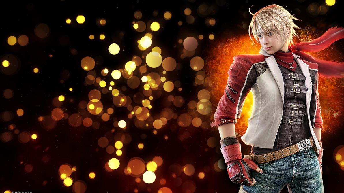 Tekken 6 Wallpaper Leo 1 By Nin Er