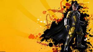 Tekken 6 wallpaper Lars yellow by nin-er