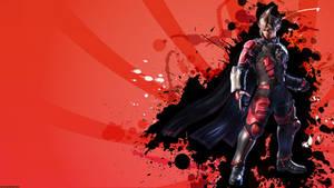 Tekken 6 wallpaper Lars red by nin-er