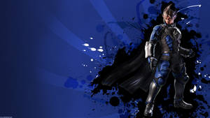 Tekken 6 wallpaper Lars blue by nin-er