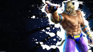 Tekken 6 wall King -Black