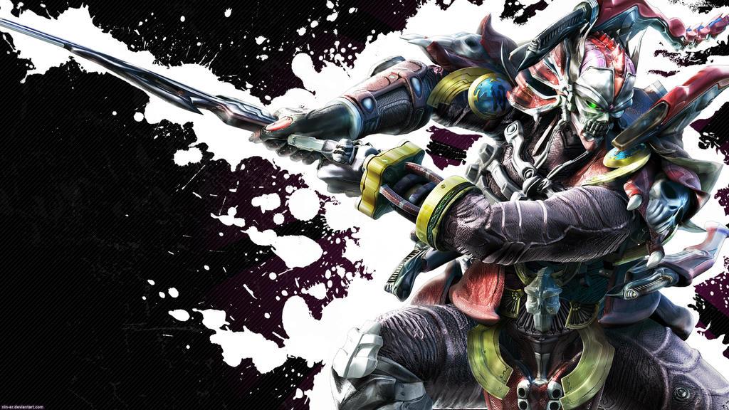 Tekken 6 Wall Yoshimitsu 3 By Nin Er