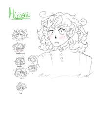Upcoming Character Reference #4: Hiroshi