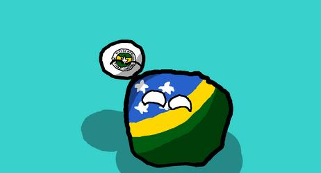 Solomon Islandsball and Honiaraball by XarTario