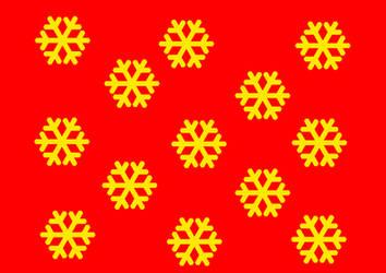 Socialist Republic of Wintera Flag by XarTario