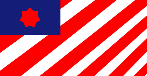 Flag of Tizahoexica's Territory by XarTario