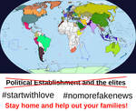 No political establishment, and elites (read desc)