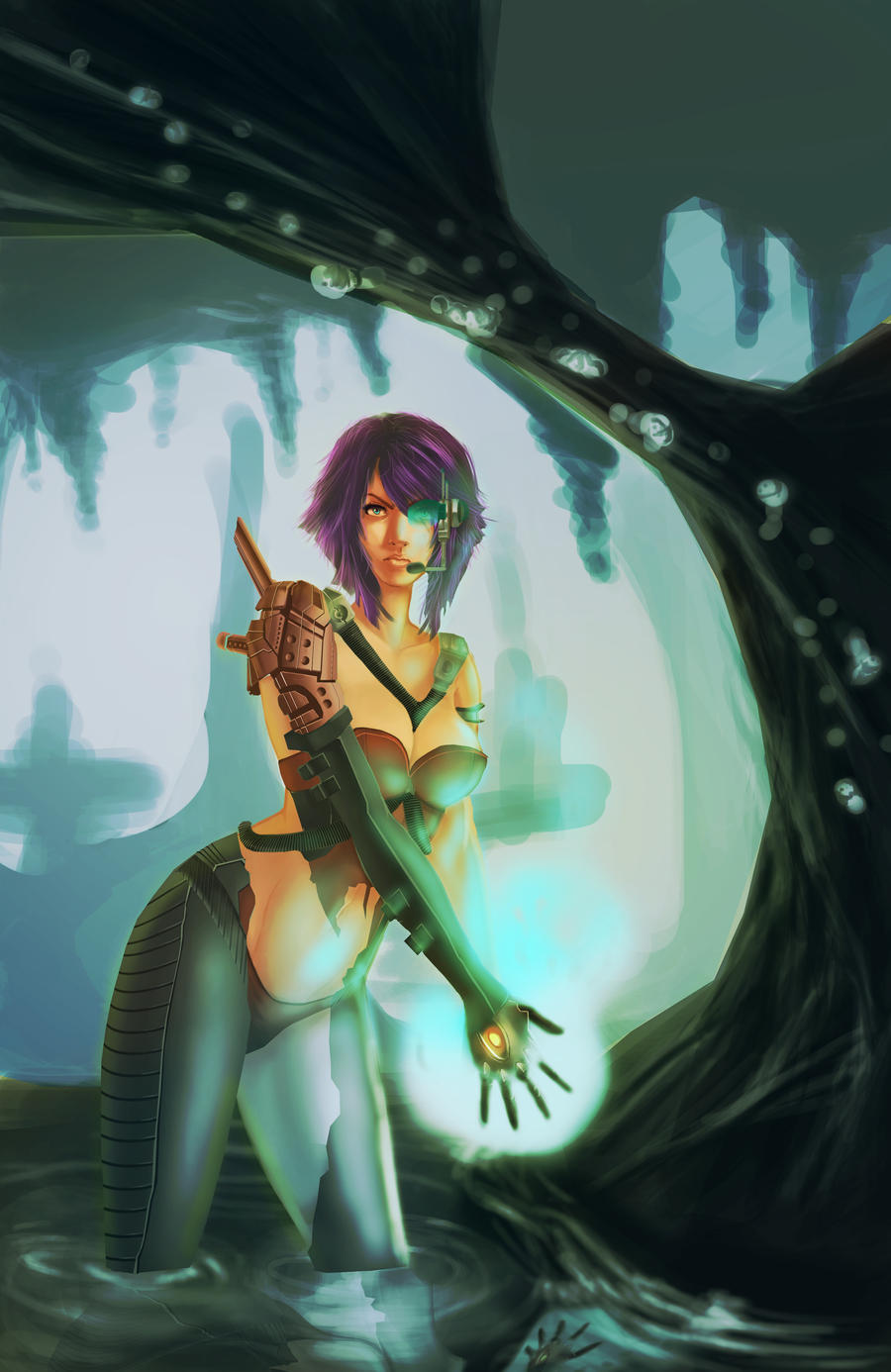 Sci-fi_Fantasy by novekai
