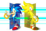 Sonic and Supersonic