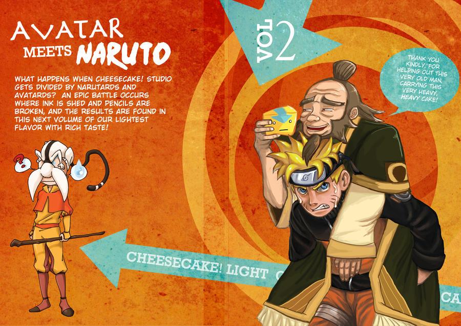 Naruto vs Avatar by daliciouslyNaruto Vs Avatar