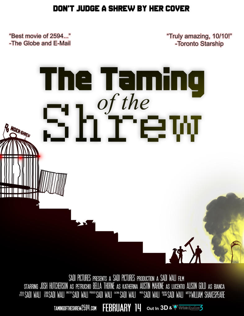 the taming of the shrew 9 essay