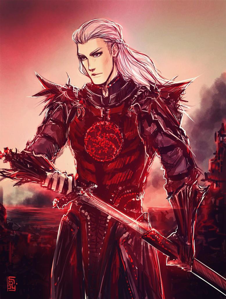 Rhaegar by JoSmium