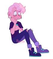 Pink Lars by Piierogi