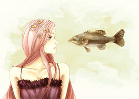 arakawa - encounter by cloudymusic