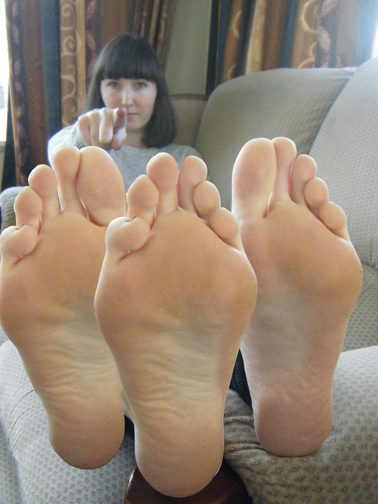 Teen dirty feet three hot