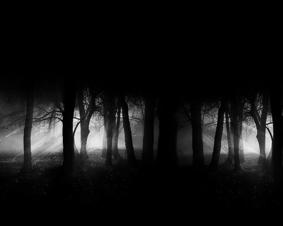 V2 Dark Forest Wallpaper Hd By Speetix On Deviantart