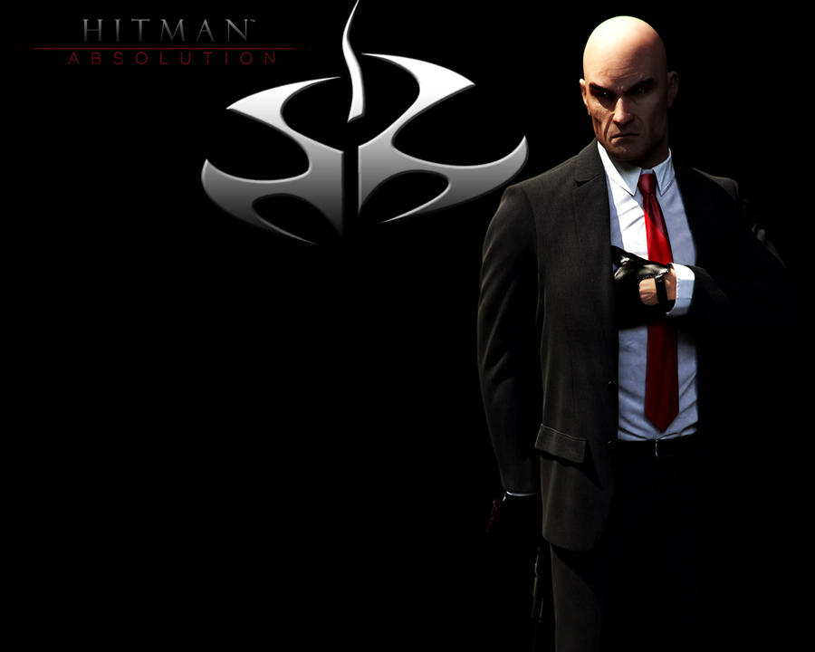Hitman Absolution - Agent 47 1280x1024 by Speetix on DeviantArt